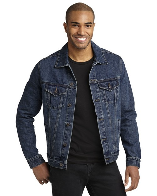 Port Authority J7620 Denim Jacket