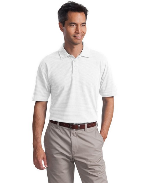 Port Authority K511 Performance Tonal Texture Polo