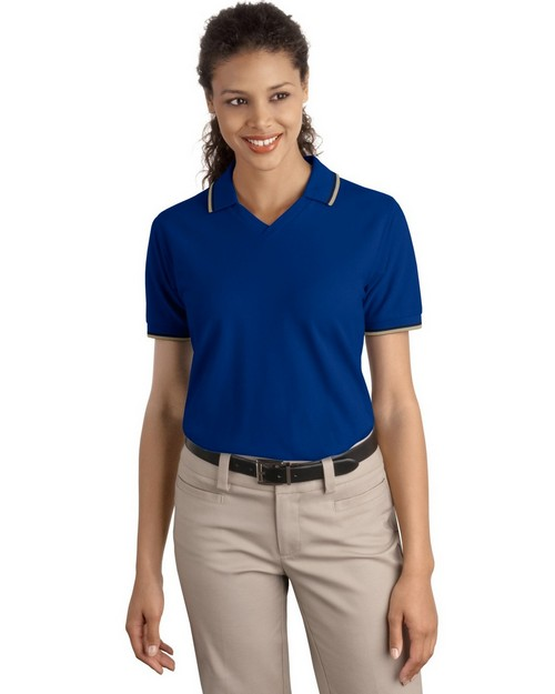 Port Authority L431 Signature Ladies Cool Mesh Polo