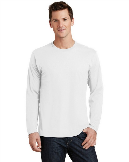 Port & Company PC450LS Long Sleeve Fan Favorite Tee