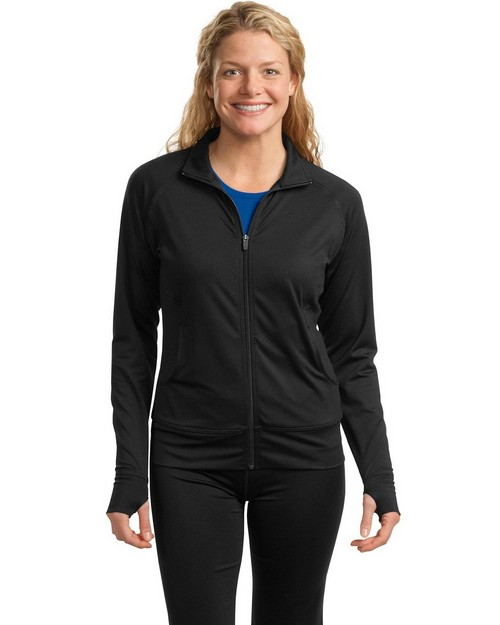 Sport-Tek LST885 Ladies NRG Fitness Jacket by Port Authority