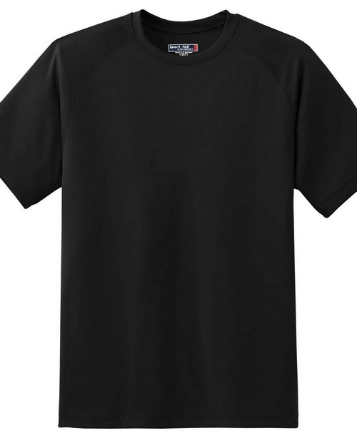 Sport-Tek T473 Dry Zone Short Sleeve Raglan T-Shirt by Port Authority
