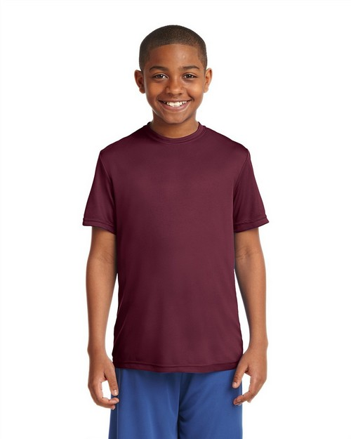Sport-Tek YST350 Youth Competitor Tee by Port Authority