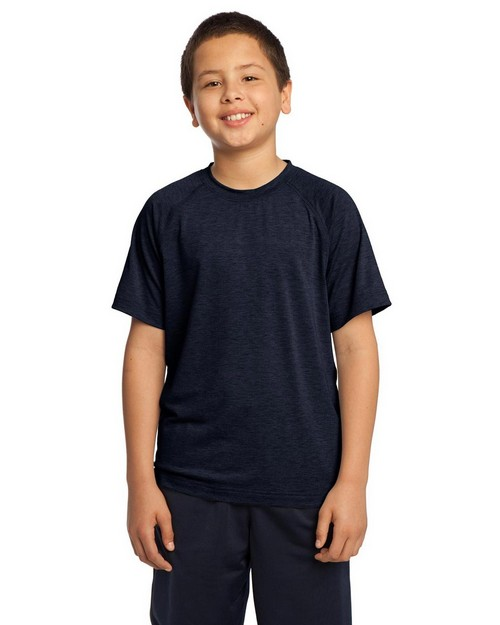 Sport-Tek YST700 Youth Ultimate Performance Crew T-Shirt by Port Authority
