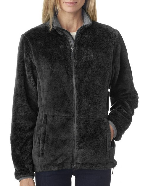 Storm Creek S3325 Ladies' Micro Chenille Full Zip Jacket