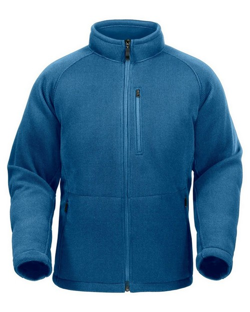 Storm Creek SC3410 Mens IronWeave Bonded Fleece Jacket
