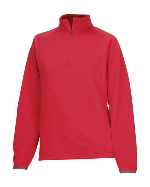 Tri-Mountain Performance 7353 Women's 100%Poly Fleece long sleeve ULTRA COOL jacket