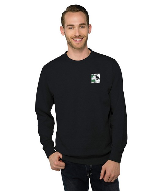 Tri-Mountain F580 Trait Men Crew Neck Sweatshirt