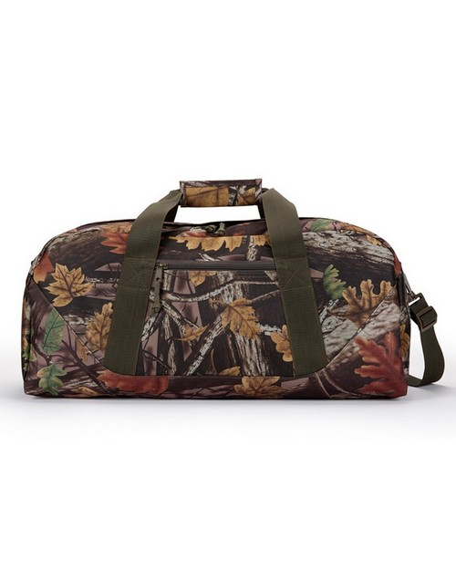 Ultraclub 5563 Sherbrook Camo Large Duffel