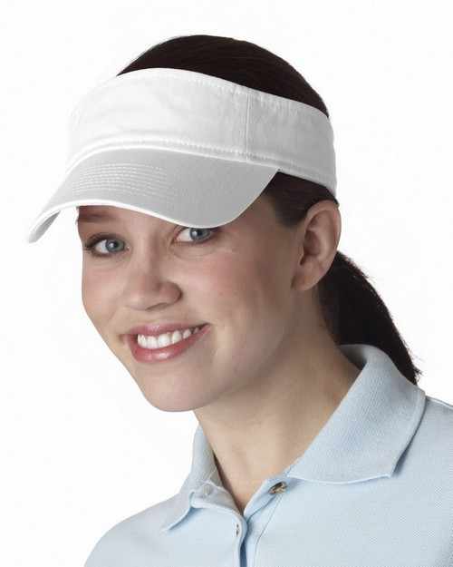 Ultraclub 8103 Solid Visor