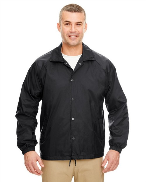 Ultraclub 8944 Adult Coaches Jacket