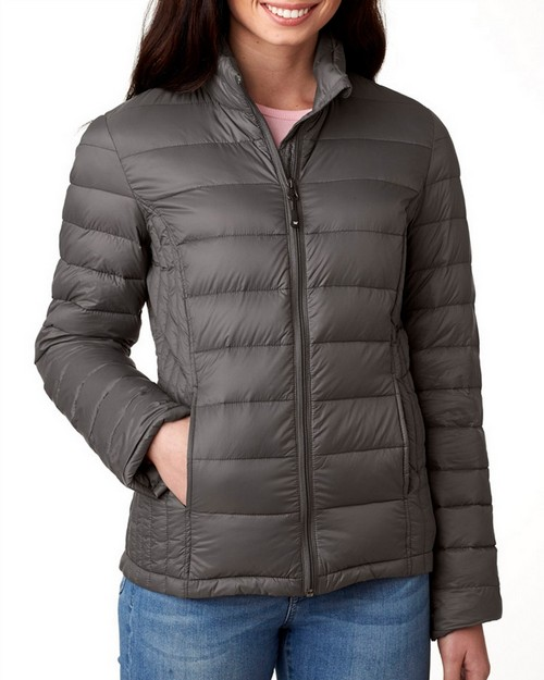Weatherproof 15600W Ladies' Packable Down Jacket