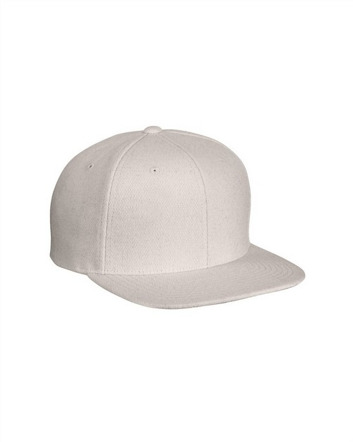 Yupoong 6689 Melton Wool Adjustable Cap